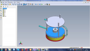 Solar Low Temperature Stirling Engine pump drawings, assembly drawings, Physics Toys, stirling motor , science toys
