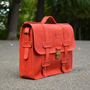 Leather laptop messenger bag women/Laptop briefcase women/Crossbody laptop bag