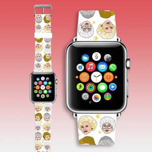 Apple Watchband Leather Watch band Girly Watch strap Leather iWatch strap iWatch band Watch band 38 mm Series 1 2 3 4 5 Strap gift for her