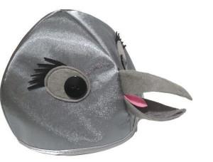 Bird Hat Nightingale Gray Costume Cinderella Snow White Birds Christmas Costume Passerine Birds Birthday Gift Children Adult Kids
