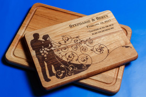 Cutting board Wedding Gift Personalized Cutting Board Personalized Wedding gift for couple Bridal Shower Gift Gift for bride and groom