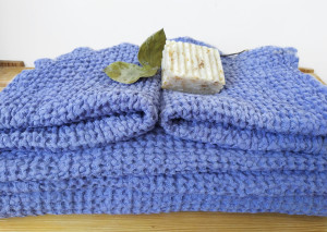 Linen towels waffle set for Bath, for sauna or baby, eco, natural, soft and hypoallergenic