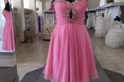 Sherri Hill 2944 pink 0