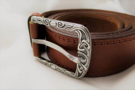 celtic belt buckle - unique gift for men - unisex belt buckle - celtic knot