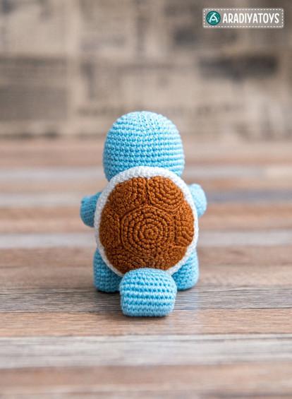 Crochet Pattern of IgglyBuff from Pokemon Go Amigurumi   Etsy   565x414
